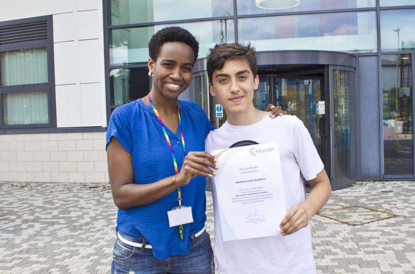 Year 12 Student Wins Prestigious Arkwright Scholarship